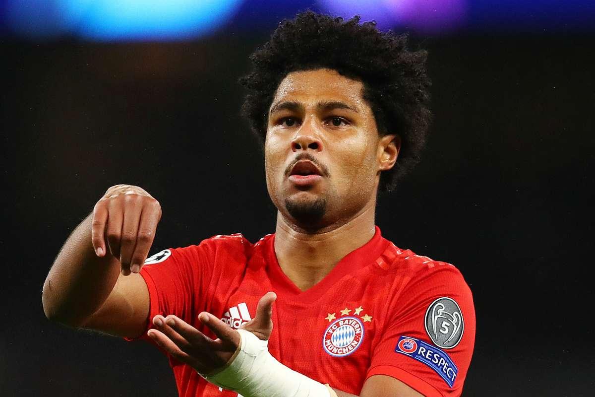 Bayern Munich news: 'I was very p*ssed off' - Serge Gnabry reveals ...