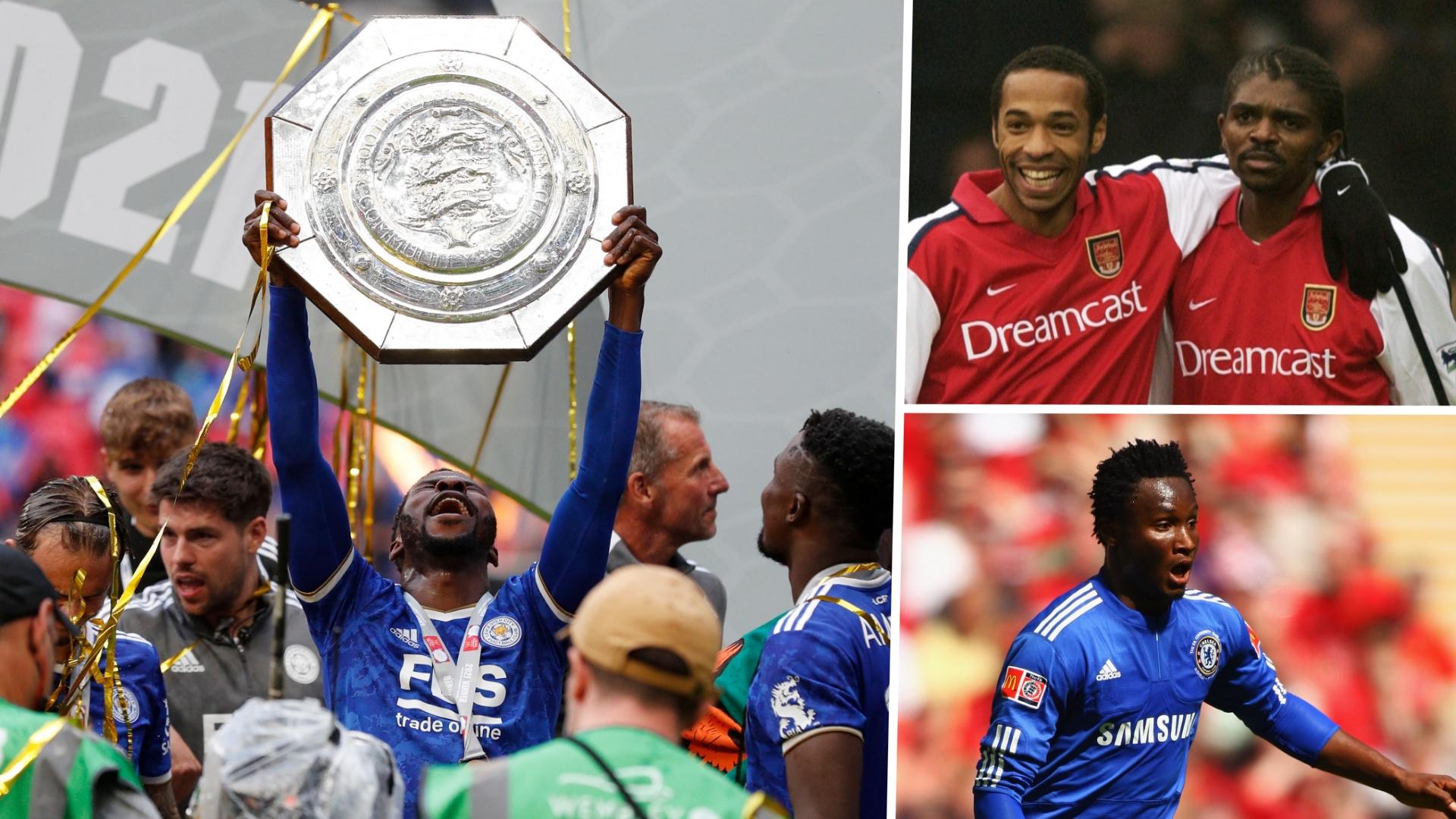 Ranking Iheanacho & Nigeria's greatest Community Shield winners