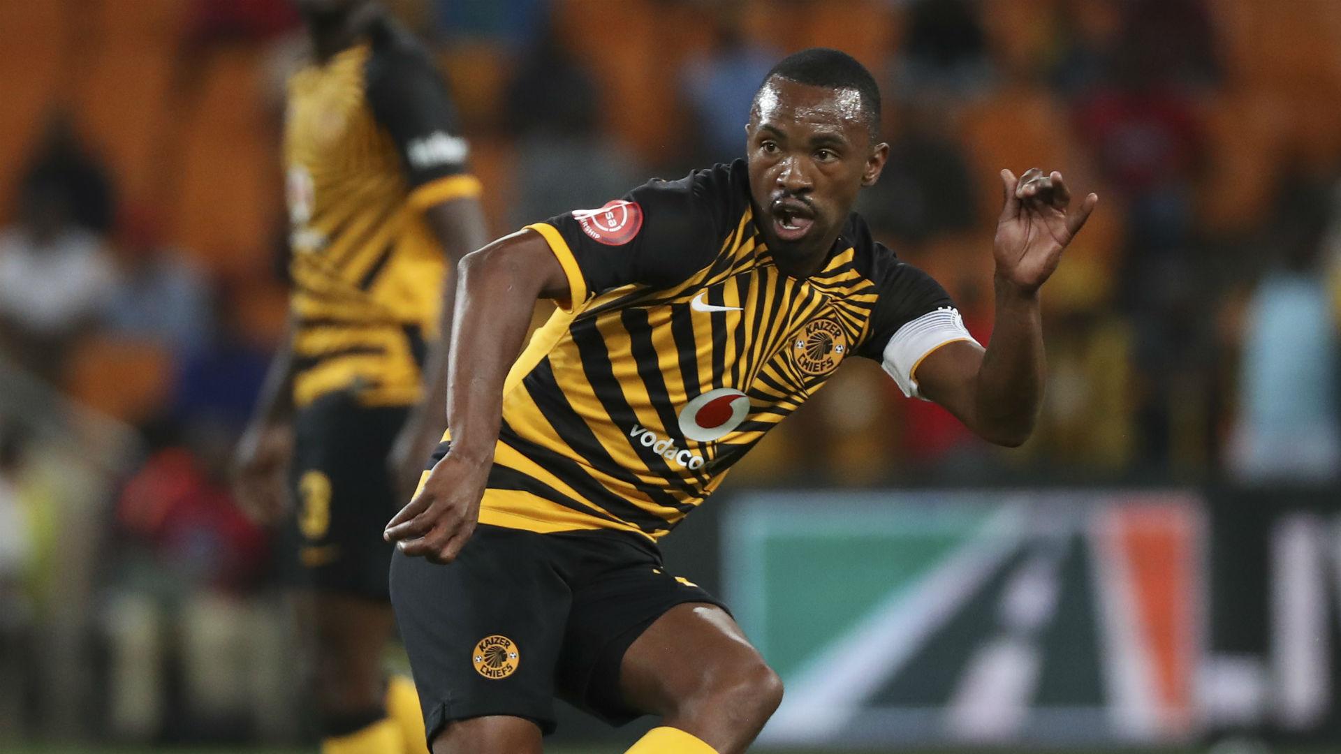 Bernard Parker: Kaizer Chiefs extend attacker's contract