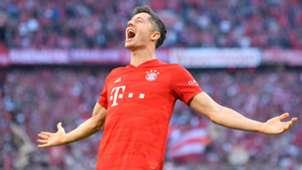 Robert Lewandowski Bayern Munich 261019