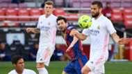 Messi Barcelona Real Madrid Clasico 2020