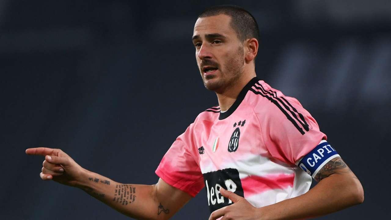 Leonardo Bonucci Juventus Verona