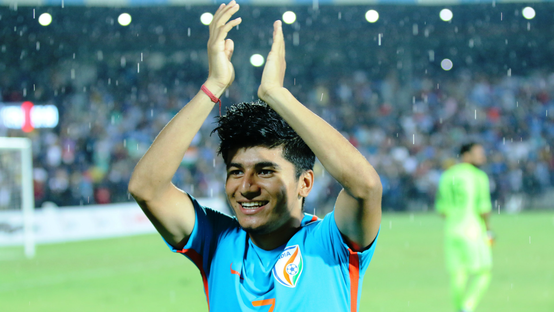 Anirudh Thapa - Football in Dehradun needs more infrastructure and coaches