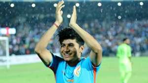 Anirudh Thapa Indian National Team