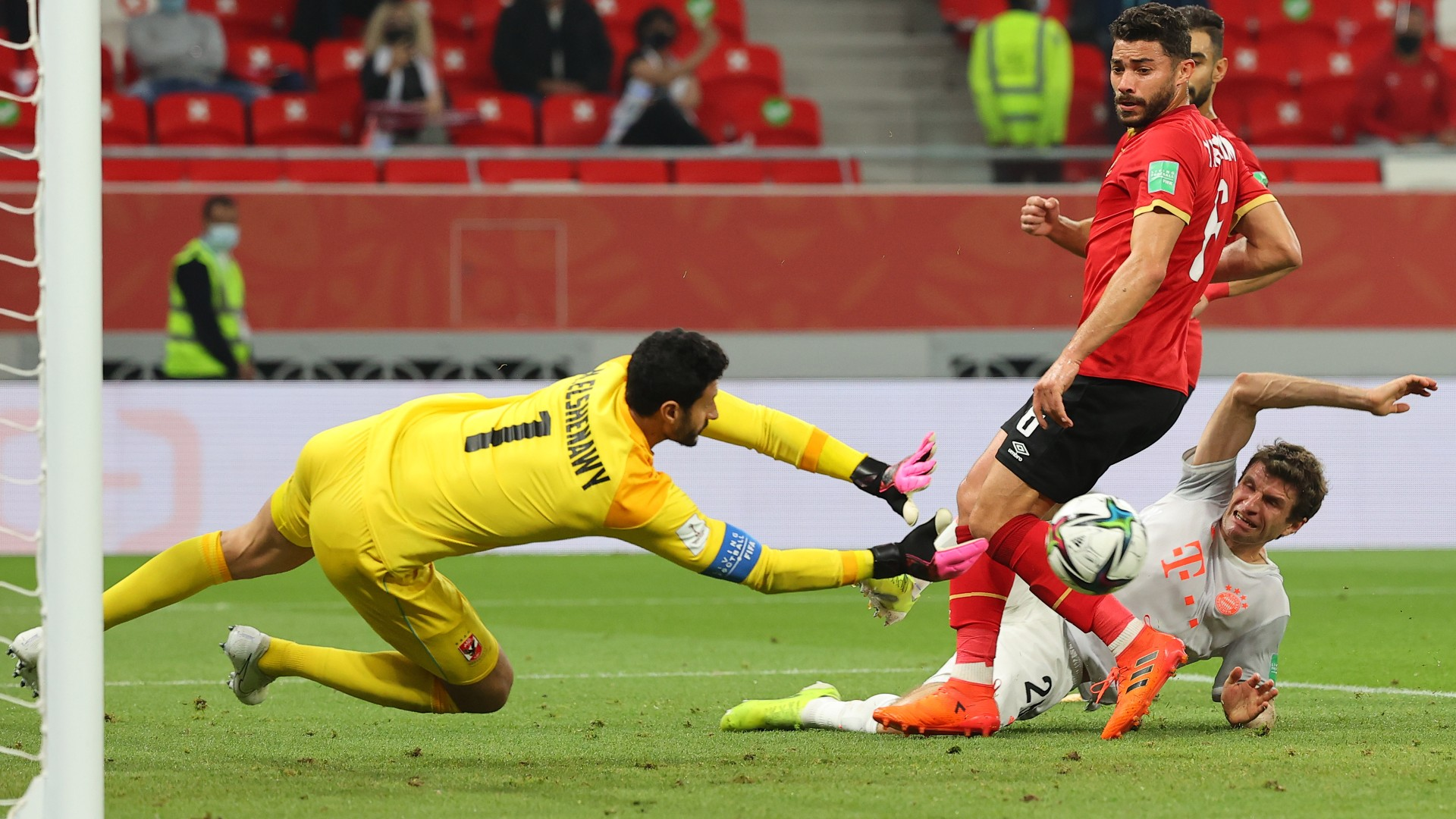Caf Champions League: Al Ahly understand quality of Esperance de Tunis and 'we must win' – El Shenawy