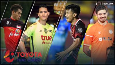 Thai League foreign players GFX