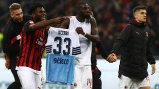 Kessié Acerbi Milan Lazio