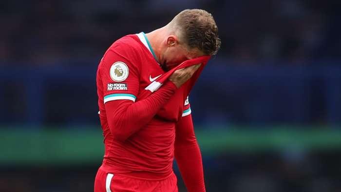Jordan Henderson Liverpool 2020-21
