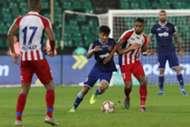 Chennaiyin FC vs ATK