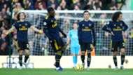 David Luiz Pierre-Emerick Aubameyang Mesut Ozil Matteo Guendouzi Arsenal Norwich 2019-20