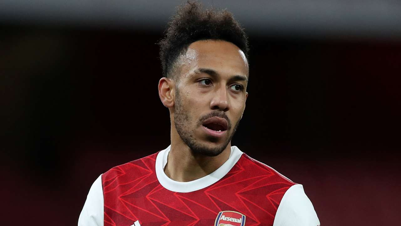Pierre-Emerick Aubameyang, Arsenal 2020-21