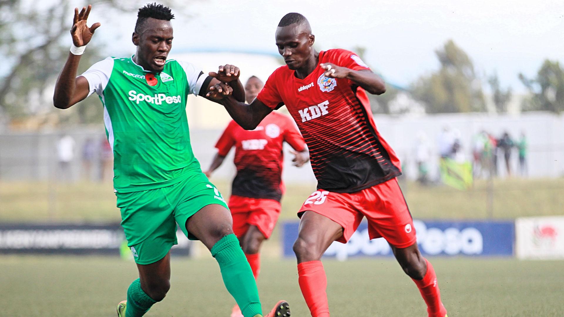 KPL Transfers: Harun Shakava set to join Faz Super League side Nkana FC   Goal.com
