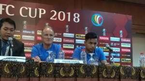 Raul Longhi & Aidil Zafwan - Johor Darul Takzim