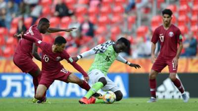 Qatar vs Nigeria world cup u 20