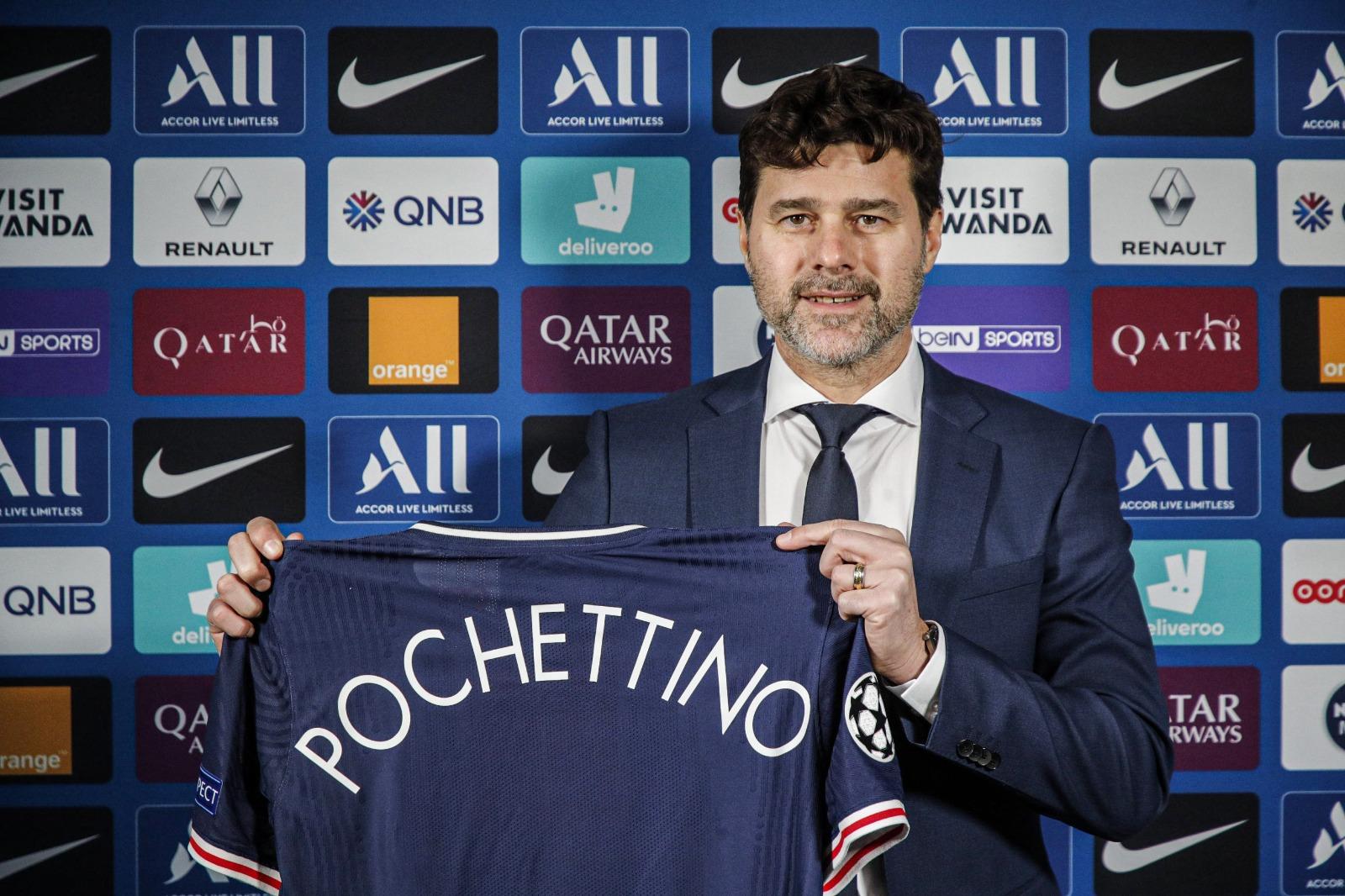 Mauricio Pochettino es nuevo entrenador del París Saint-Germain