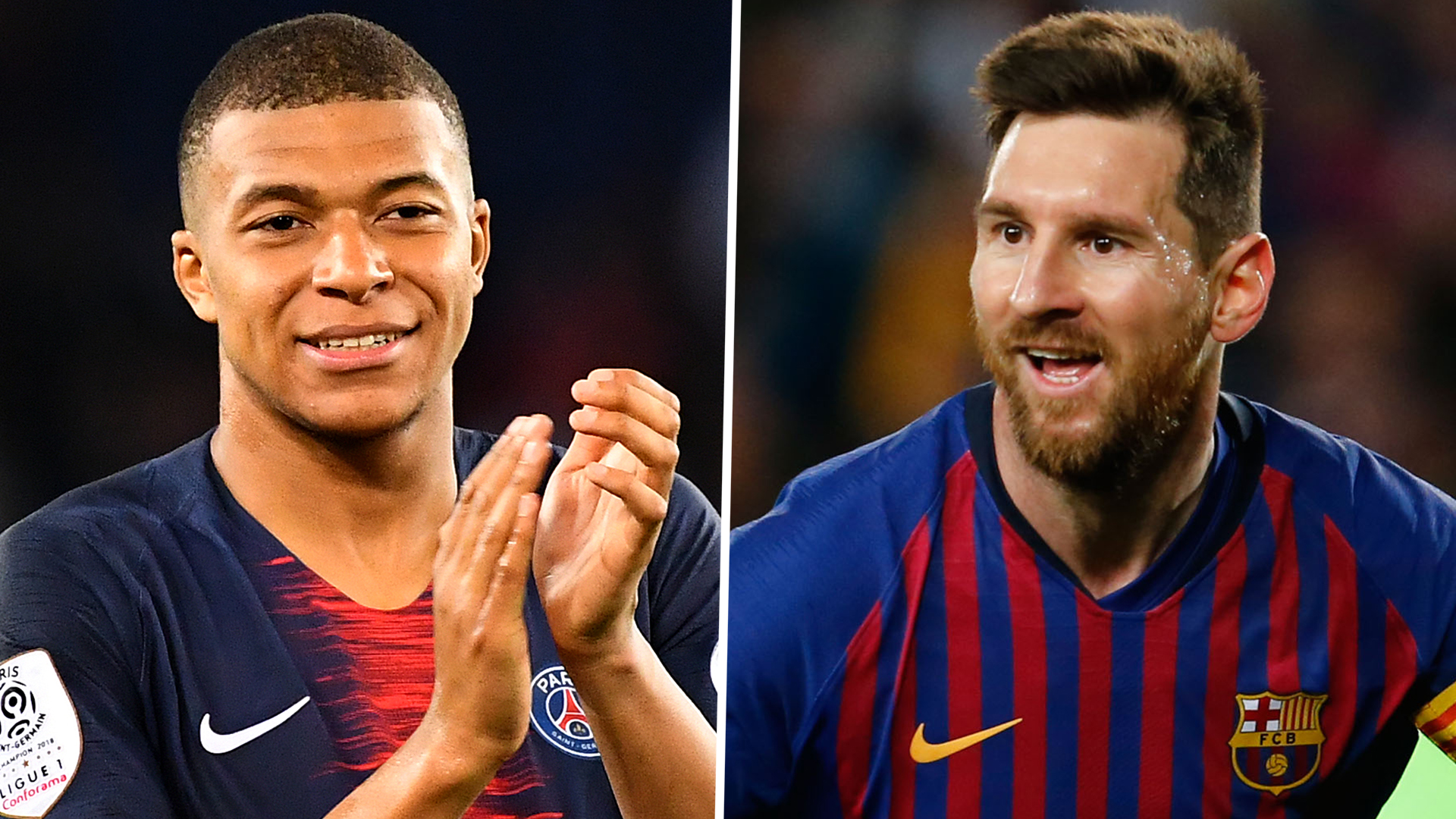 Lionel Messi news: 'He is the number one in everything' – Kylian Mbappe  tips Barcelona star for Ballon d'Or | Goal.com