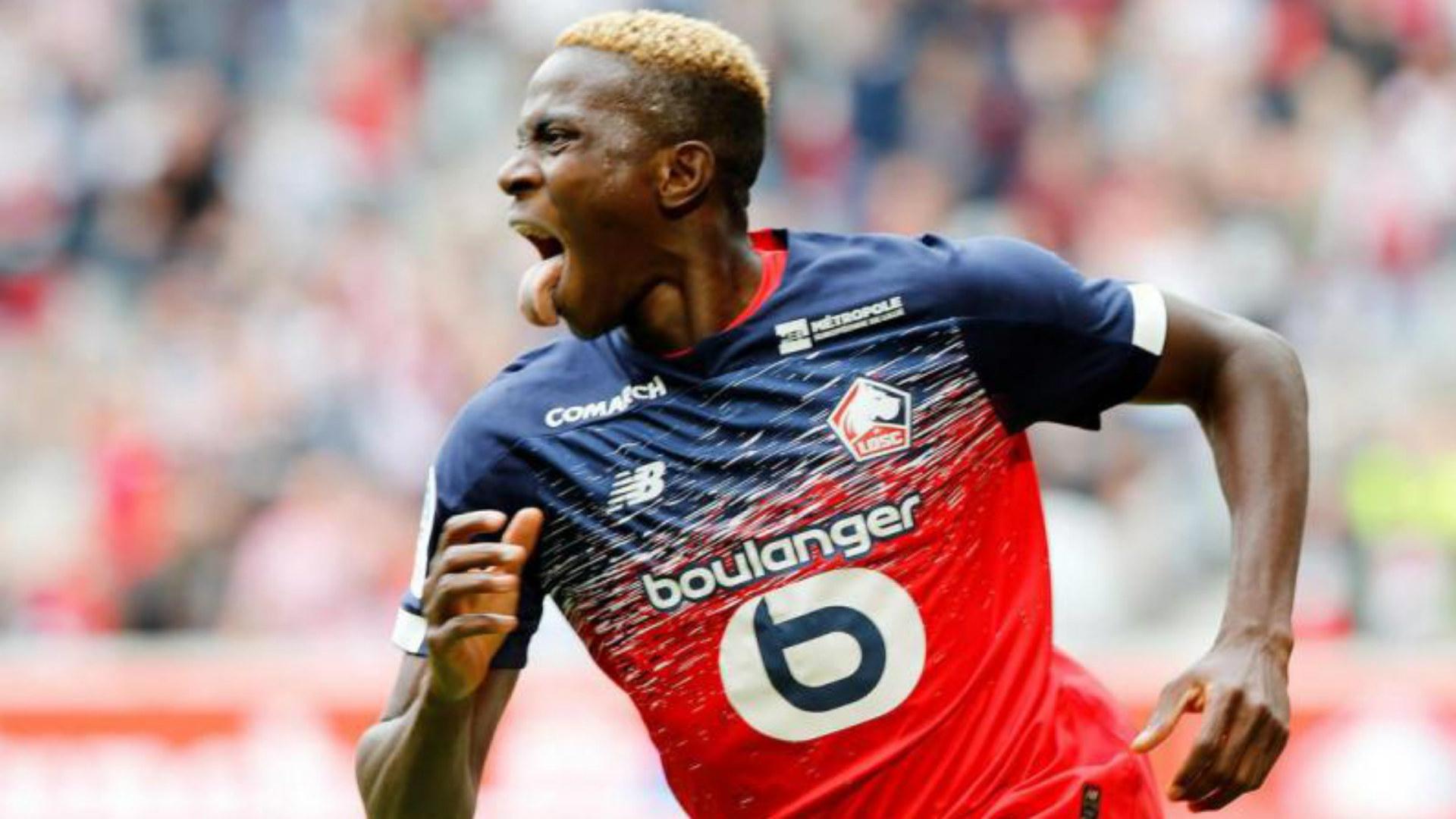 Osimhen's future is uncertain - Lille OSC coach Galtier | Goal.com