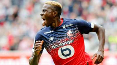 Lille's Victor Osimhen
