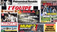 Portadas Cristiano Ronaldo