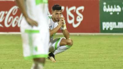 Ramy Bensebaini Algeria Zambia World Cup Qualifiers 06092017
