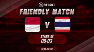 FIFA 20: Indonesia vs Thailand