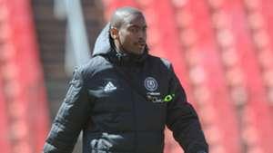Rhulani Mokwena assistant coach of Orlando Pirates