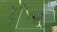 161218 Arturo Vidal asistencia a Lionel Messi