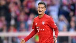 Philippe Coutinho Bayern Munchen v Koln 09212019