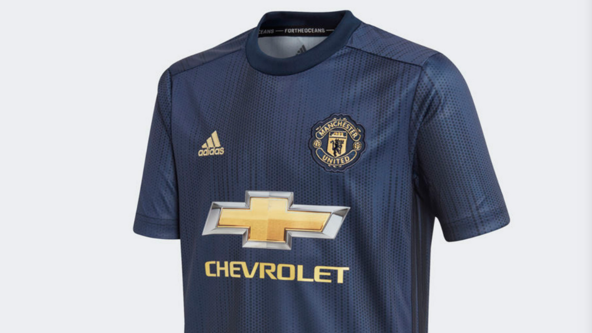 Man Utd Unveil Retro 2018 19 Third Kit Goal Com