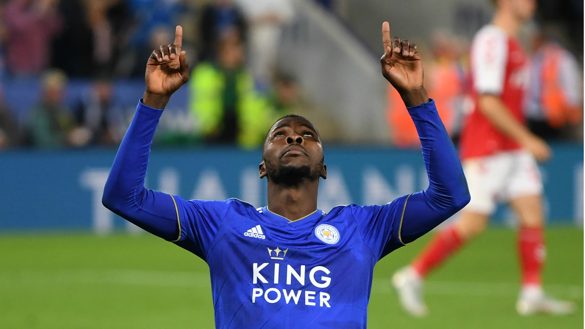 'Great work out there' – Brentford-slaying Iheanacho revels in Leicester City win
