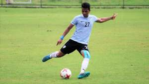 Namit Deshpande India U17
