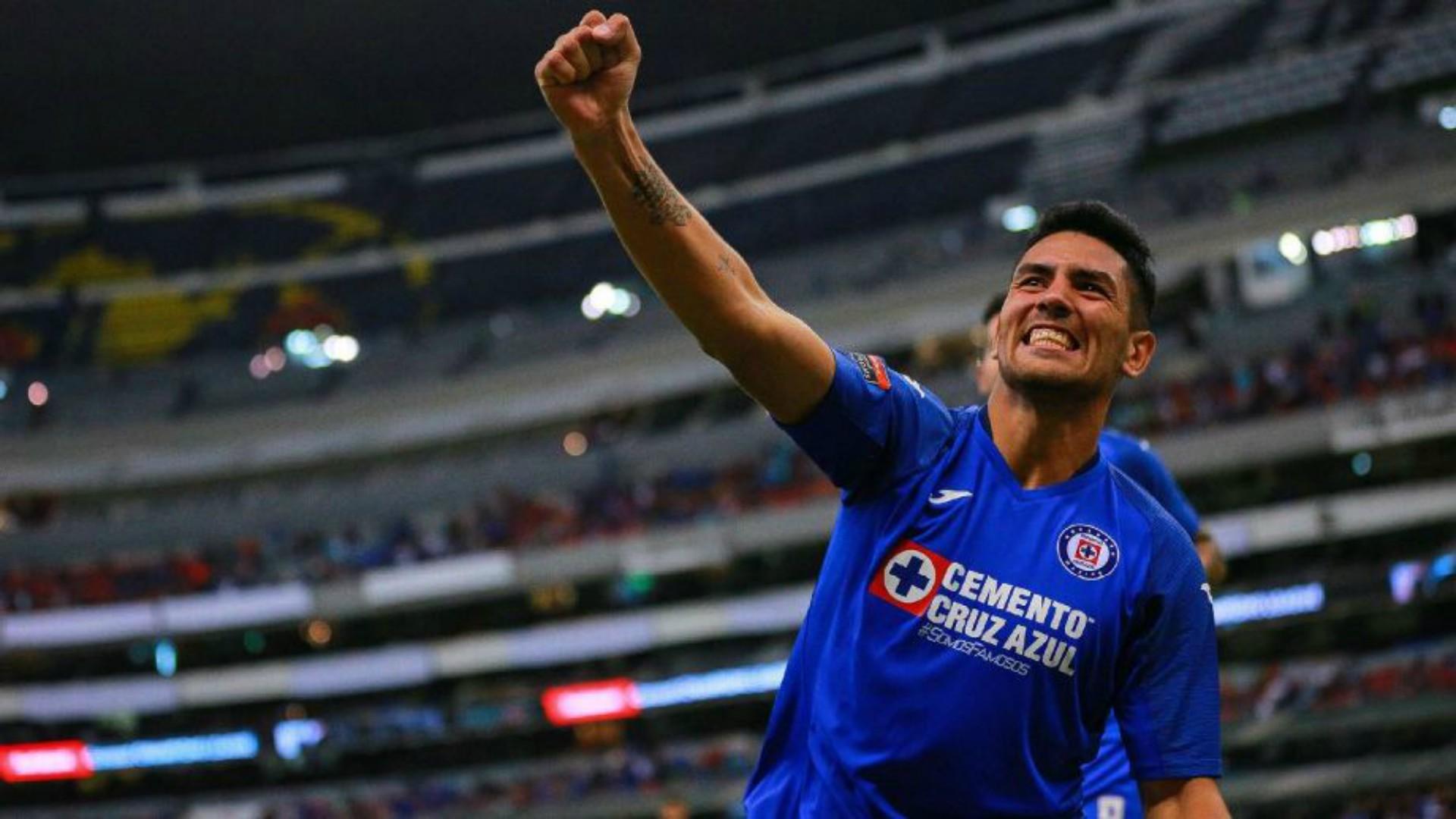 Oficial: Cruz Azul manda a Lucas Passerini al Necaxa | Goal.com