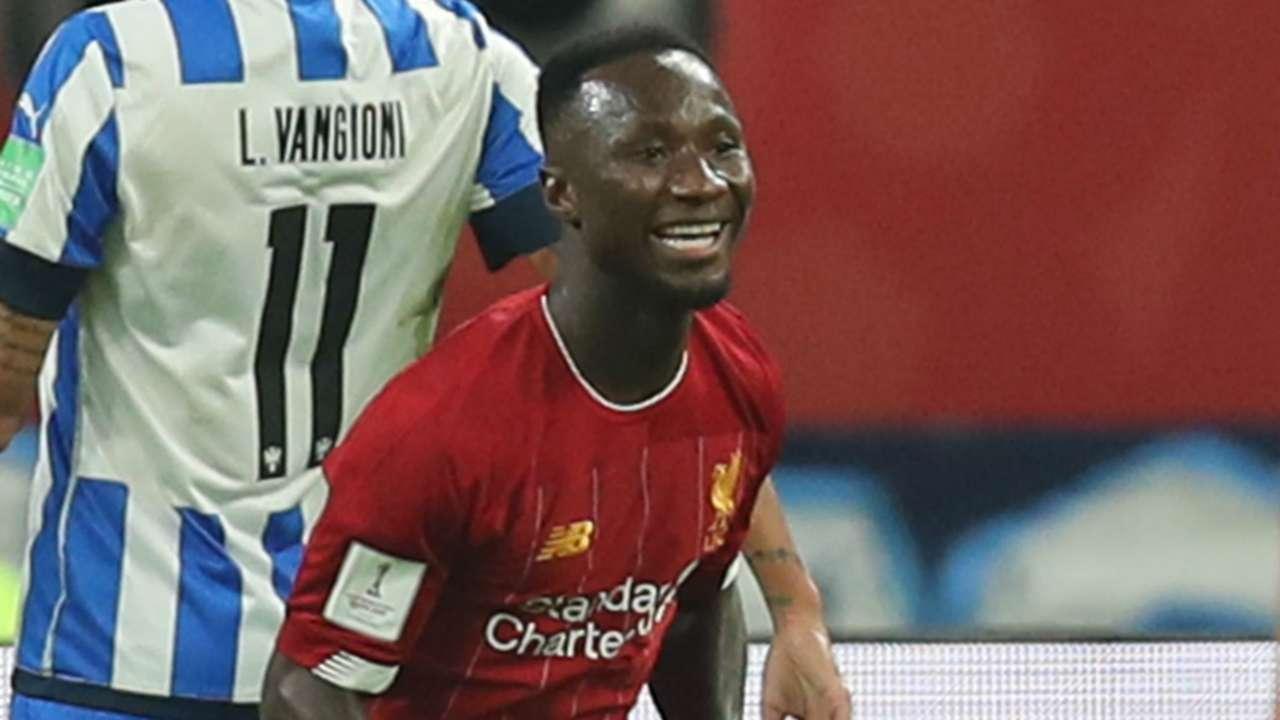 Naby Keita Liverpool 2019-20