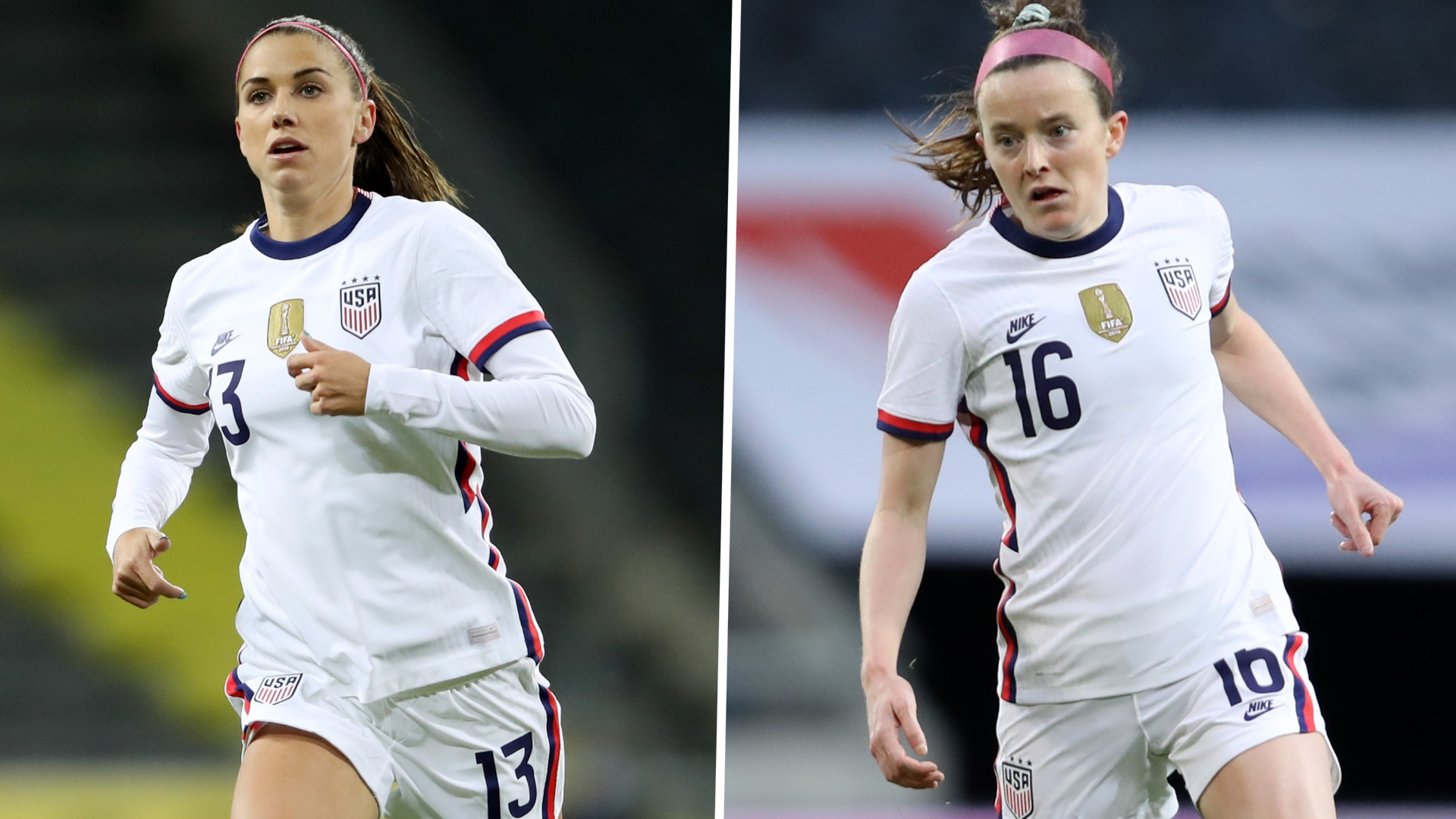 Winners and losers of Morgan, Lavelle and USWNT friendlies
