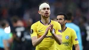 Jorginho Chelsea Eintracht Frankfurt