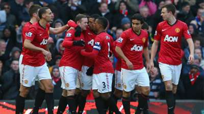 Manchester United Chelsea FA Cup 2013 Wayne Rooney