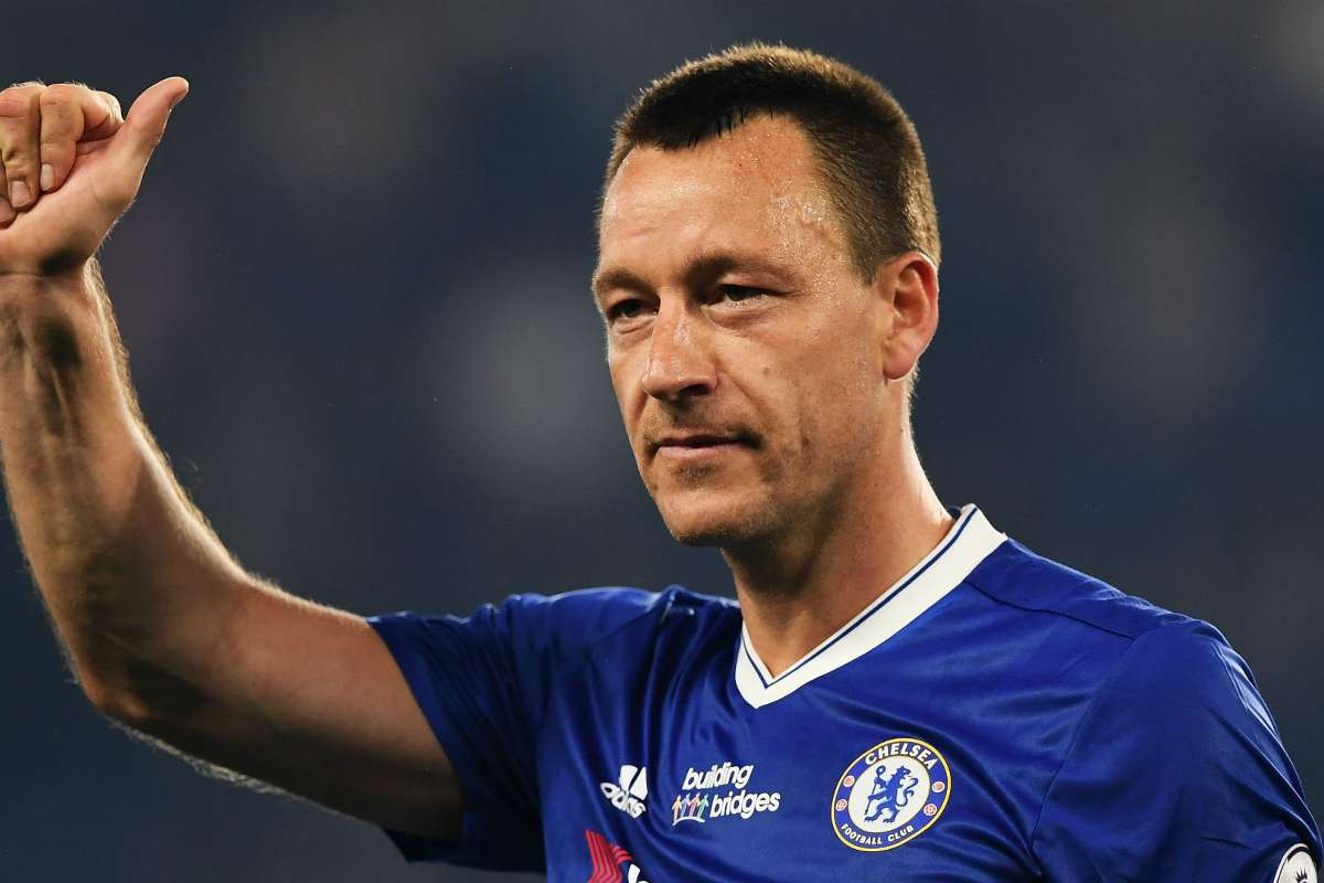 Chelsea news: John Terry confirms retirement after 23-year playing ...
