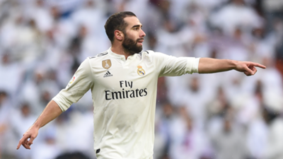 Carvajal Real Madrid 2018-19