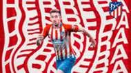 Héctor Herrera Atlético de Madrid 030719