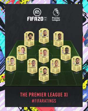Premier League XI FIFA 20
