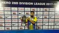 Atinder Mani Real Kashmir FC