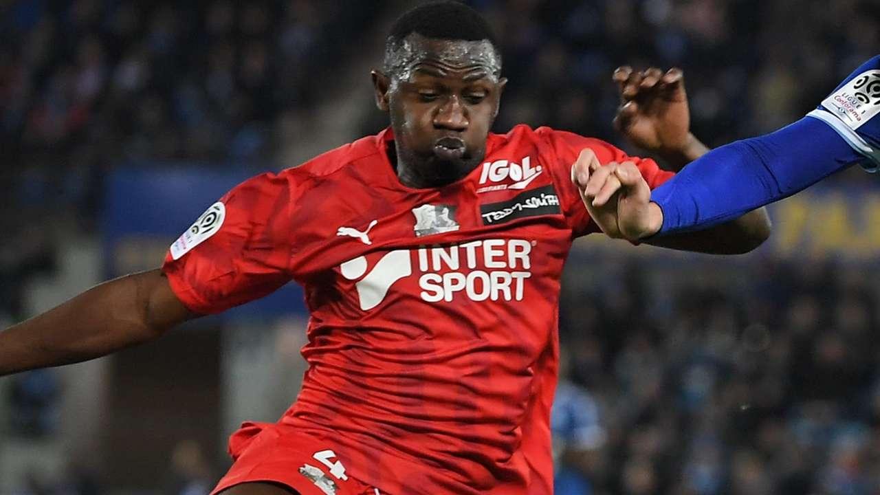 Nicholas Opoku Amiens 2019-20