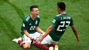 Hirving Lozano Mexico Germany