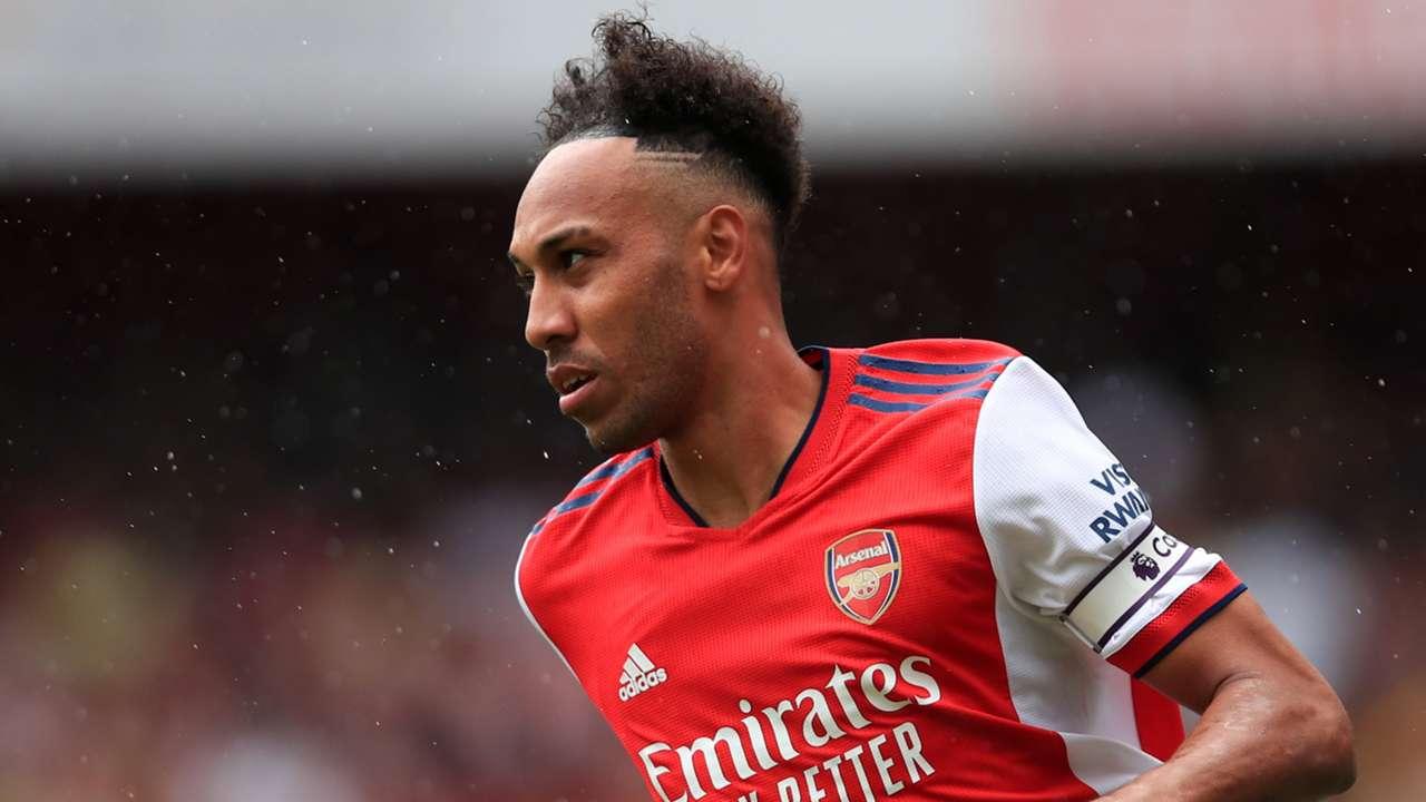 Pierre-Emerick Aubemeyang, Arsenal pre-season 2021-22