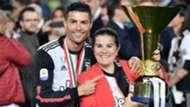 Cristiano Ronaldo mother Dolores Aveiro 2019