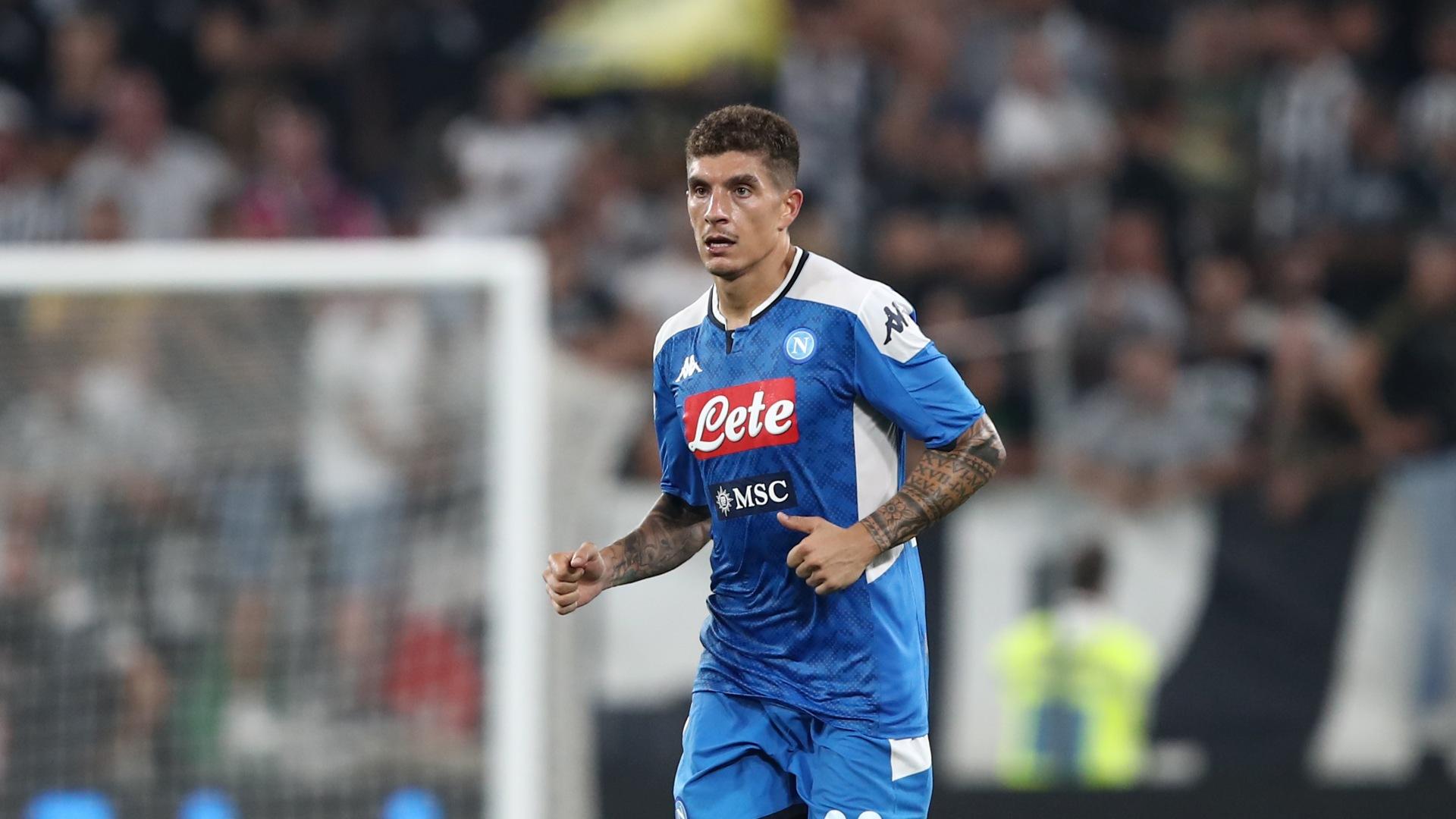 Mancini elogia il Napoli: