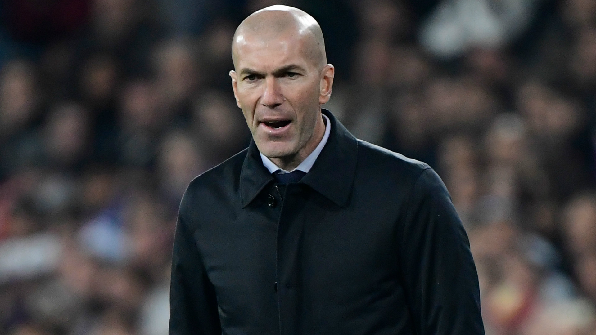 Zidane plays down Juventus talk but offers no guarantees on Real Madrid future