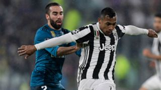 Alex Sandro Carvajal Juventus Real Madrid Champions League