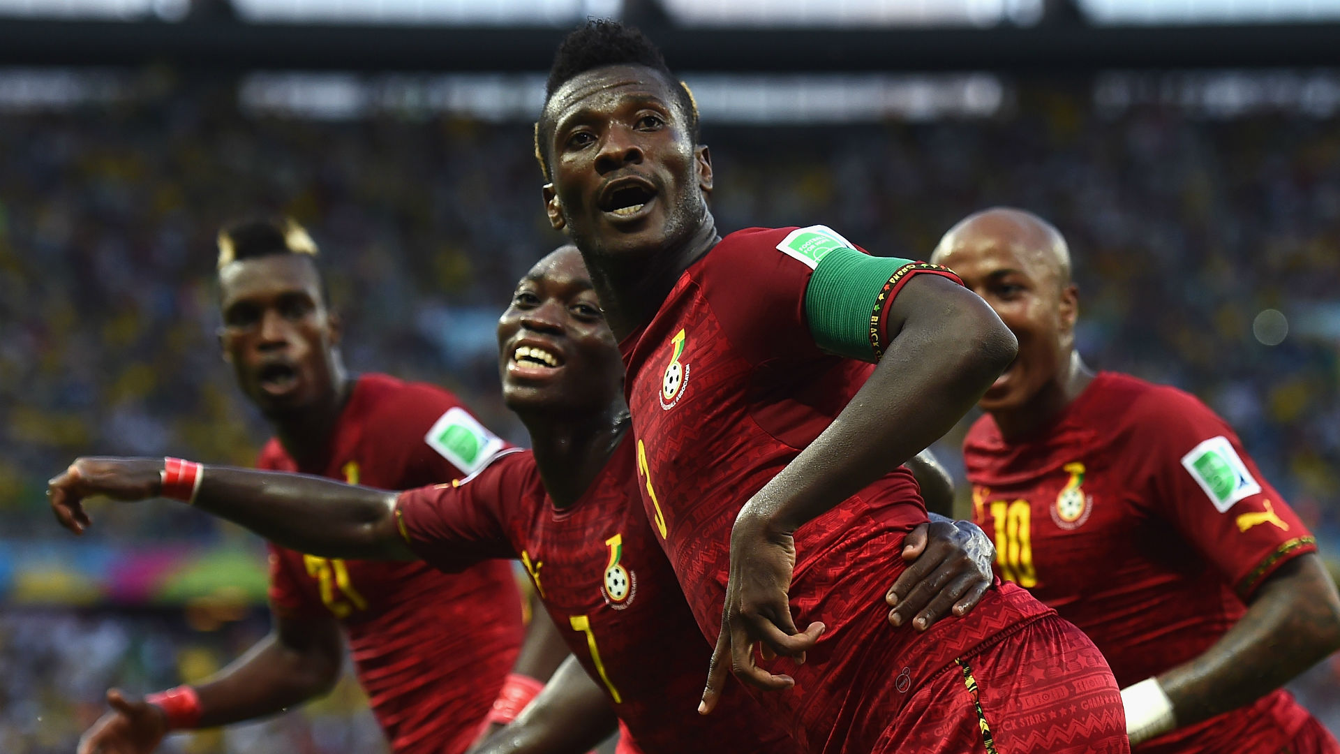 Fan View: Gyan remembered as Ghana hit back at USA in Tokyo Olympic Games relay