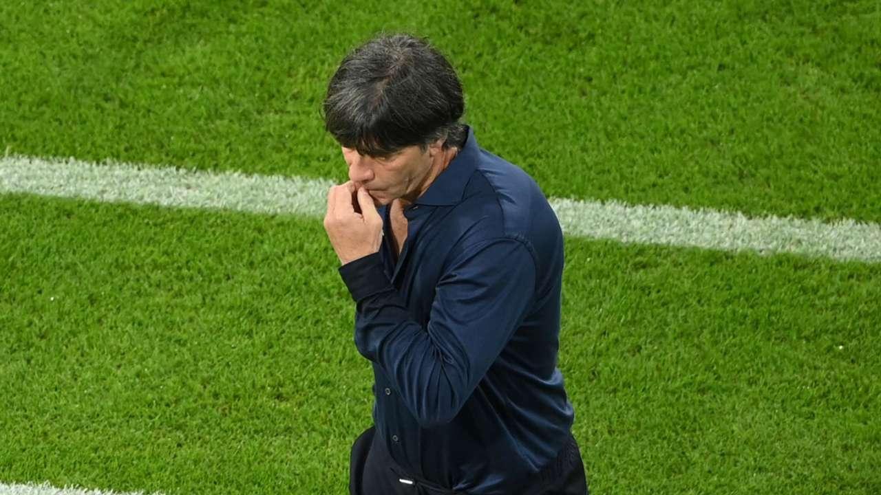 Joachim Löw Germany Euro 2020